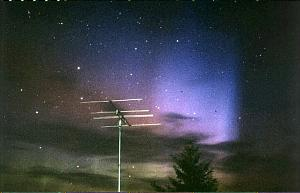 Polárna žiara - Aurora Borealis