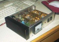 Hochwertiger Transverter zu 144 MHz von S53WW