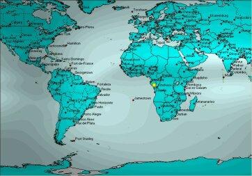 Iono map