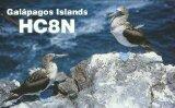 QSL HC8N z Galapág
