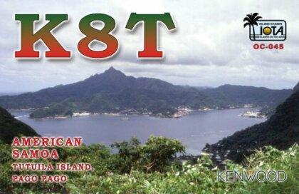 QSL K8T