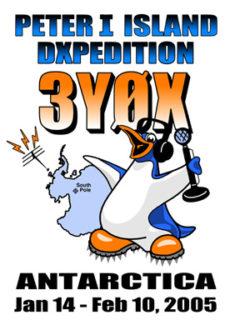 Expedícia 3Y0X na ostrov Petra I. v roku 2006