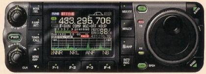 Icom IC-7000 TCVR