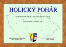 Einladung zum Rennen um den Holický Cup 2006