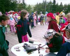 Deň detí s rádioamatérmi z OM3RKP