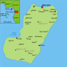3C7Y – Rovníková Guinea