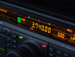 Displej FT-1000MP
