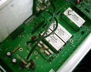 Inrad filtre v Elecraft K3