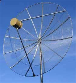 23cm parabola
