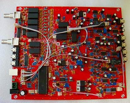 G59 SDR transceiver