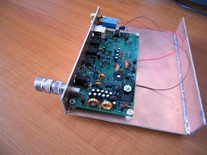 SDR TRX Ensemble