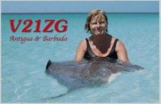 V21ZG – Antigua and Barbuda