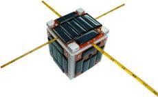 Pomôžte zbierať dáta F-1 CubeSat