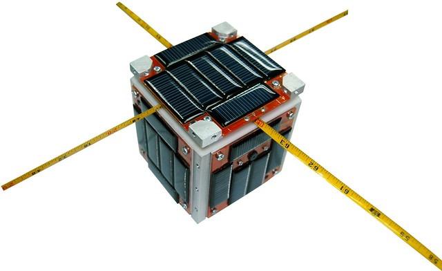 F-1 CubeSat