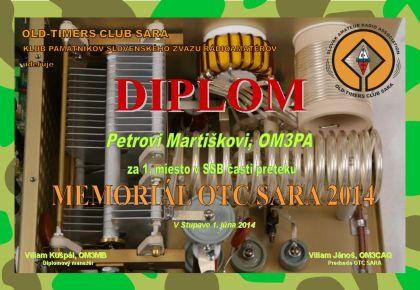 Diplom OM3PA