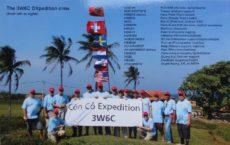 3W6C – Island Côn Có – Vietnam