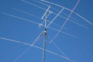 Zamrznjene VF antene