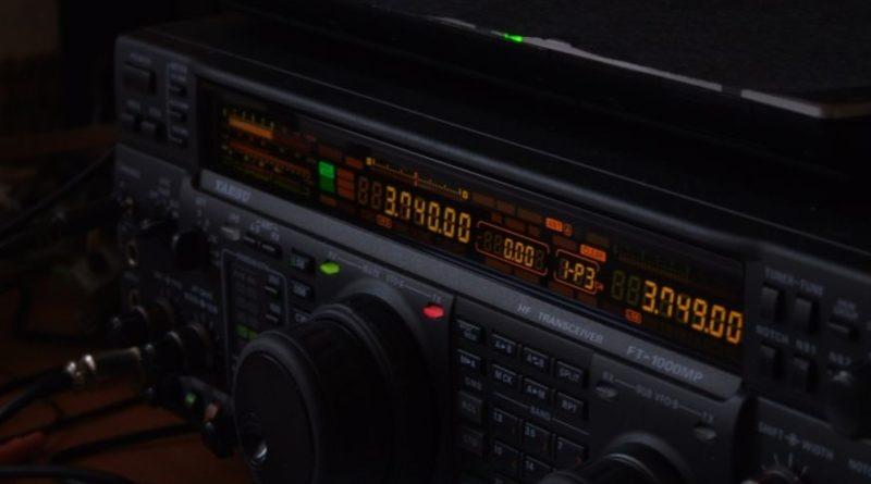 FT-1000MP predný panel