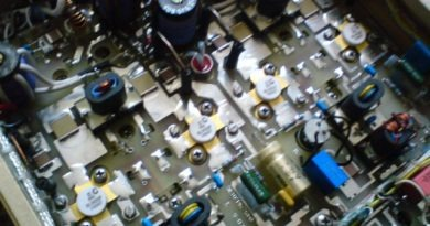 Tranzistorový zosilňovač