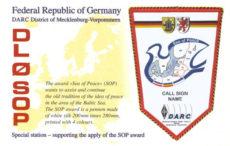 Sea of Peace Award (SOP) started!