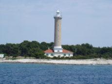 ARLHS CRO-183 Veli Rat Lighthouse