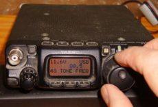 Úprava Yaesu FT-817
