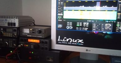 Rádioamatérska stanica s SDR spektroskopom