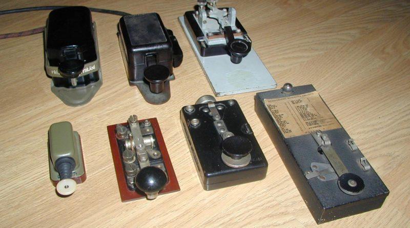 Telegrafné kľúče