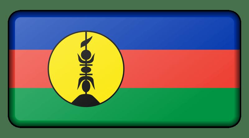 Nová Kaledónia zástava