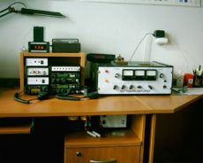 ARISSat-1/KEDR On Air Test