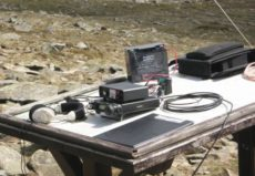 OL7CX – radioamatérská cykloexpedice 2009