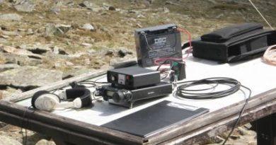Portablový setup