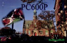 Diplom 600 let města Purmerend