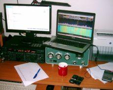 Stretnutie radioamaterov Borovce 2004