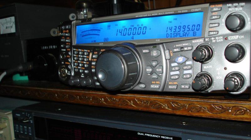 Kenwood TS-2000 TCVR