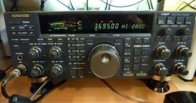 Kenwood TS-870SAT TCVR