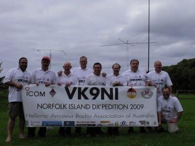 VK9NI team