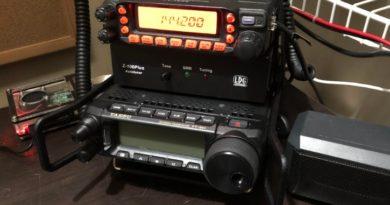 Yaesu FT-7800 TCVR