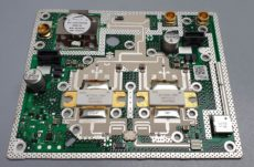 Úpravy Nokia PA PCB s 2 x BLF7G22L-130N na 2.4GHz