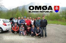 PRETEKY SNP – Memoriál OM6SA, 76. výročie SNP