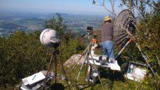Prvé QSO na 241 GHz OE – DL