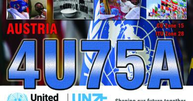 4U75A QSL lístok