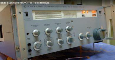 RX Rohde & Schwarz EK 56