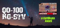 Mars on Earth Project aktivita na QO-100