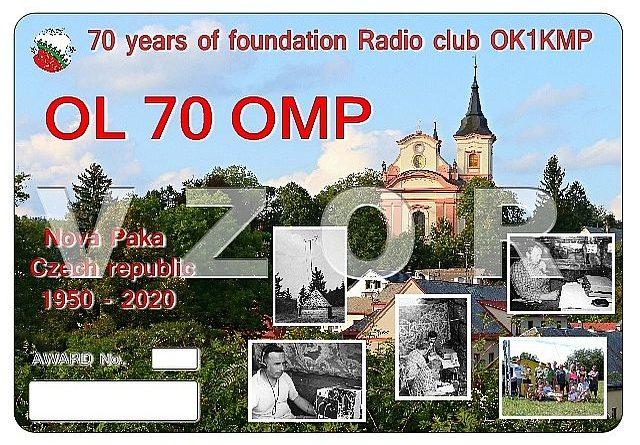 Diplom OL70OMP