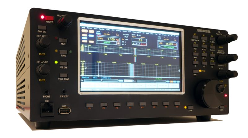 Apache labs Andromeda SDR transceiver