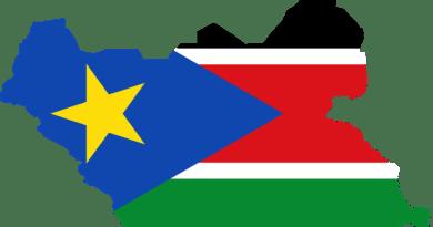 Zástava Južného Sudánu
