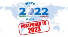 WRTC 2022 sa presúva na rok 2023