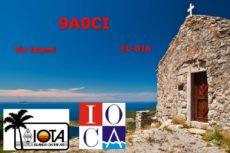 9A0CI EU-016 v IOTA contest-e 2021