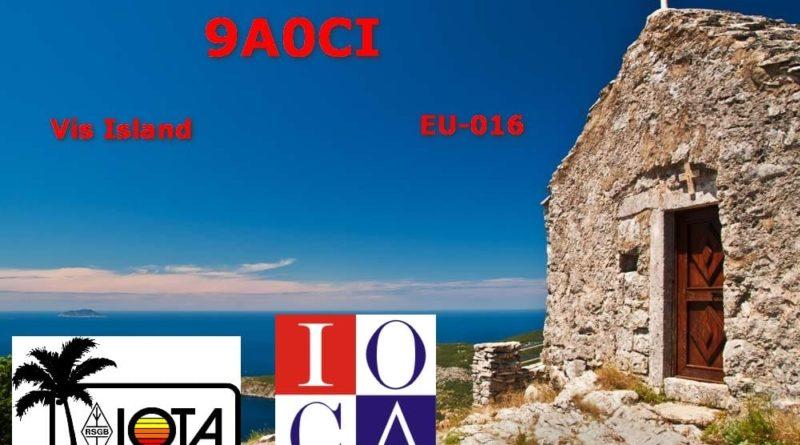 9A0CI EU-016 IOTA